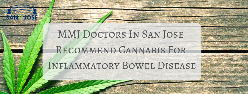 MMJ Doctors In San Jose Recommend Cannabis For Inflammatory Bowel Disease