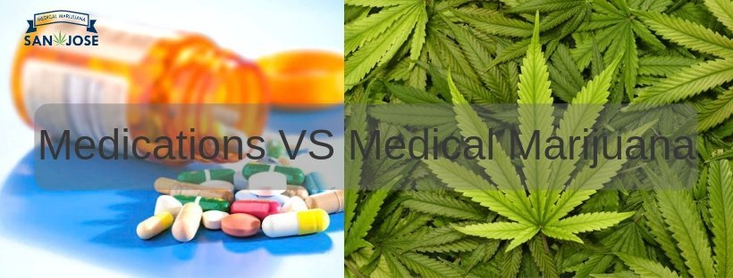 Medication vs Medical Marijuana