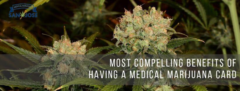 Benefits Of Having a Medical Marijuana Card